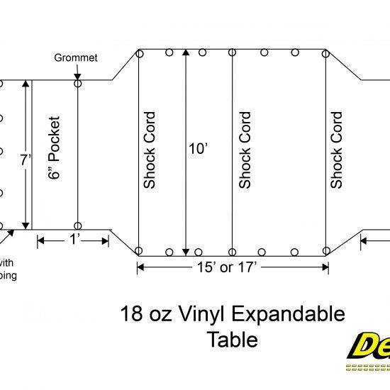 18 oz Vinyl Expandable Table-01