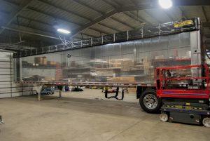 Truck Tarp Installations