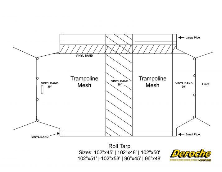 Roll Tarp Design